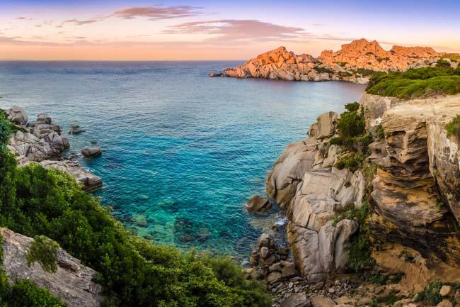 sardenha e scilia as pedras preciosas do mar mediterrneo