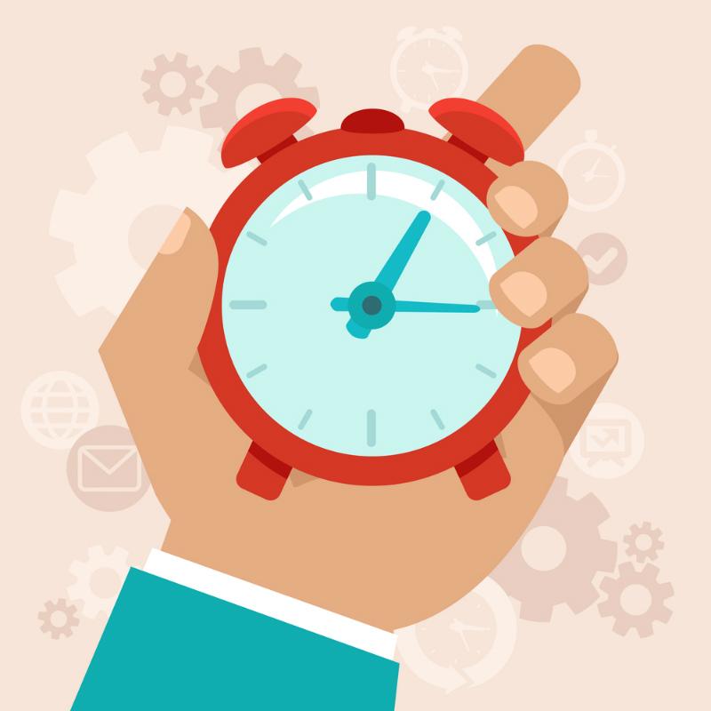 A importância da gestão de tempo para o seu trabalho