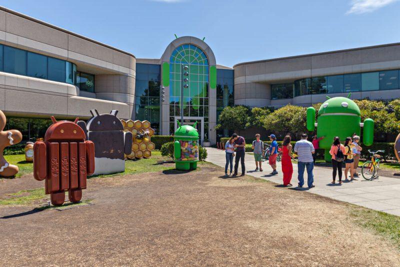 Como Google e outras empresas oferecem programas de incentivo?