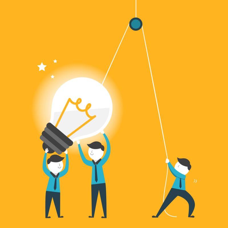 Saiba como estimular a criatividade na empresa
