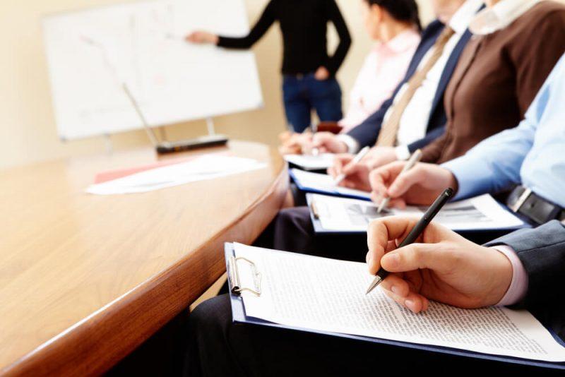 Treinamento empresarial: dicas para uma competição saudável