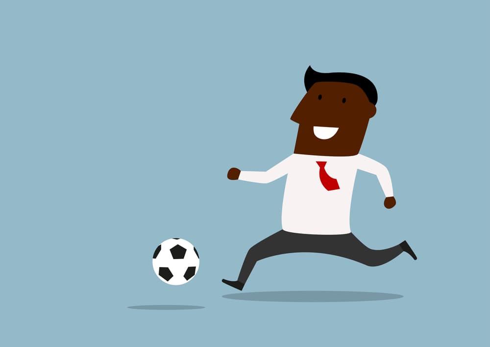 7 ensinamentos do futebol para aplicar ao time da sua empresa
