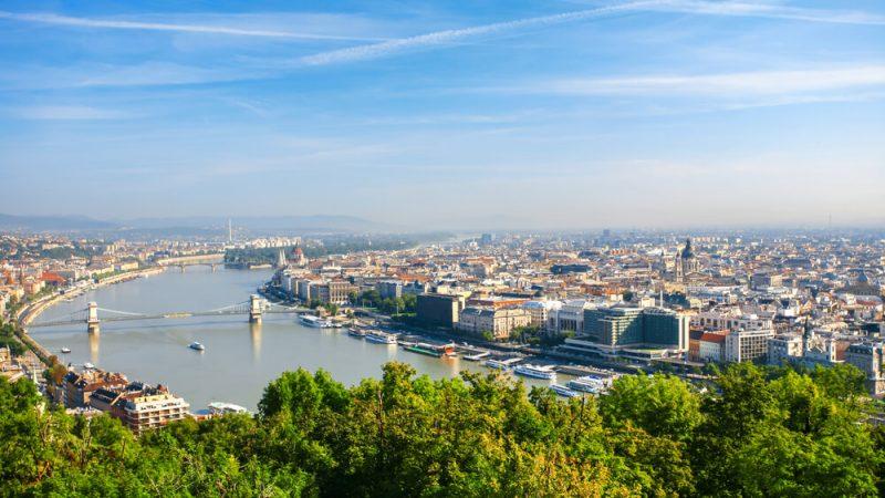 Rio Danúbio: conheça os principais destinos turísticos