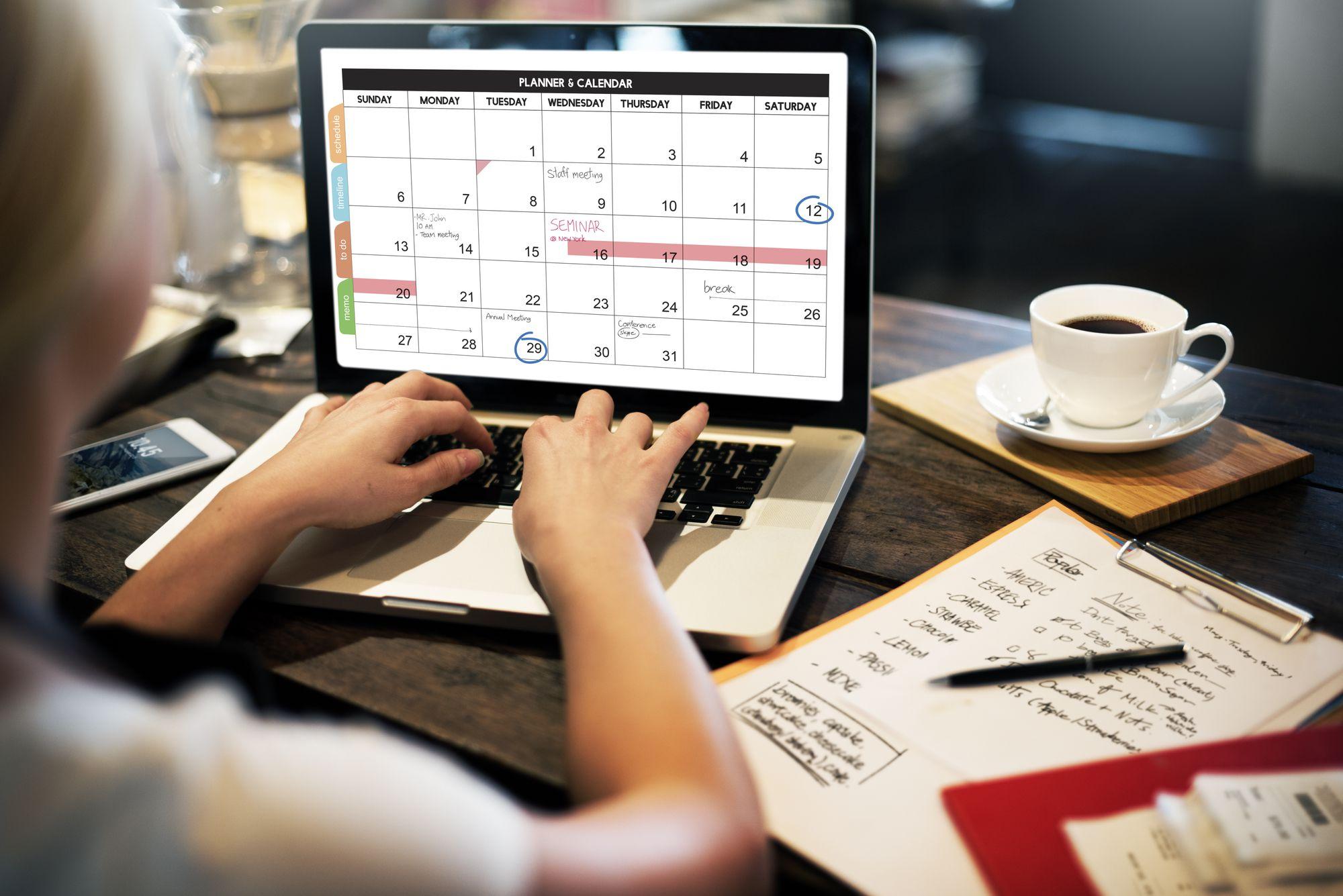 Confira o calendário dos grandes eventos em 2018 e prepare-se!
