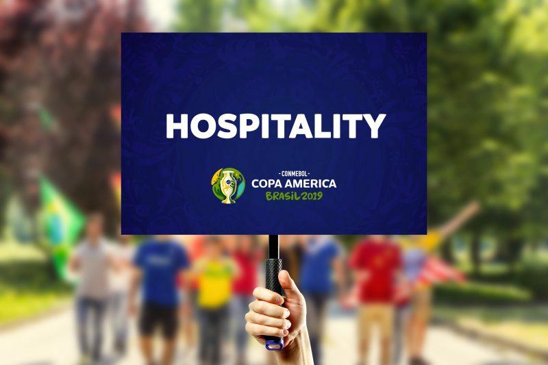 Bastidores Copa América – Conheça as vantagens do Marketing Esportivo