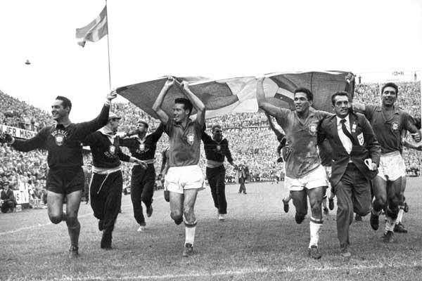 O Brasil nas Copas  conheça a história e principais curiosidades ... 7c087ddd36d9c