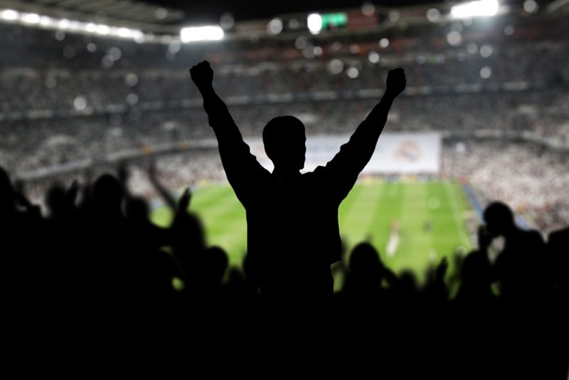 Assistir a final da Copa do Mundo no estádio é uma experiência única