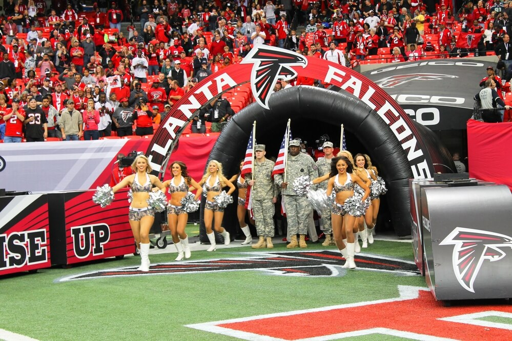 Super Bowl LIII: saiba mais sobre o Atlanta Falcons e sua cidade
