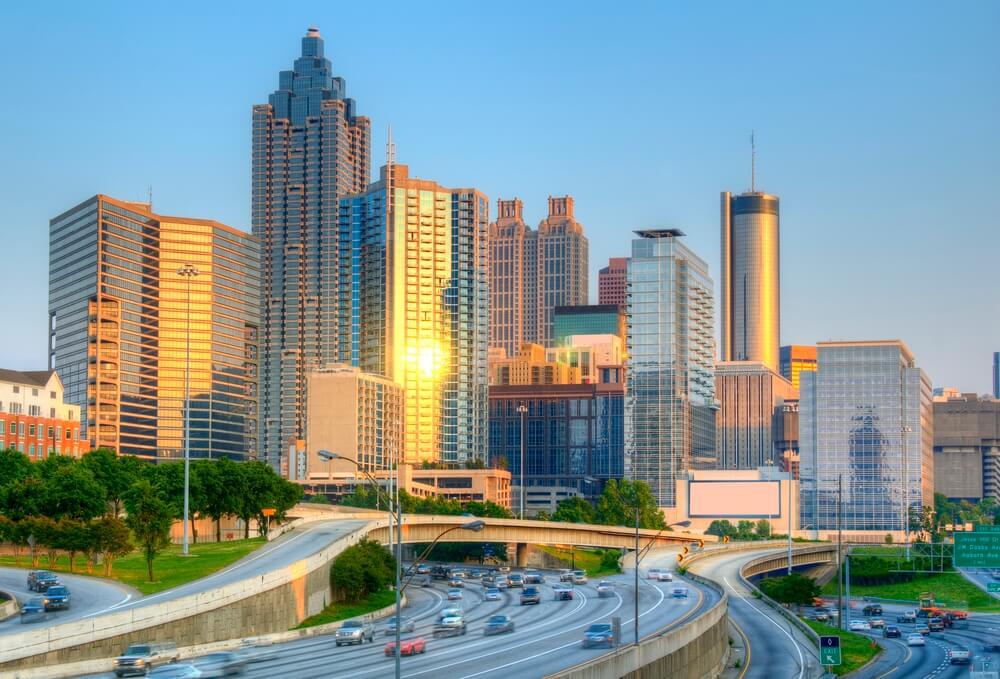 Atlanta: conheça a próxima cidade sede do SuperBowl