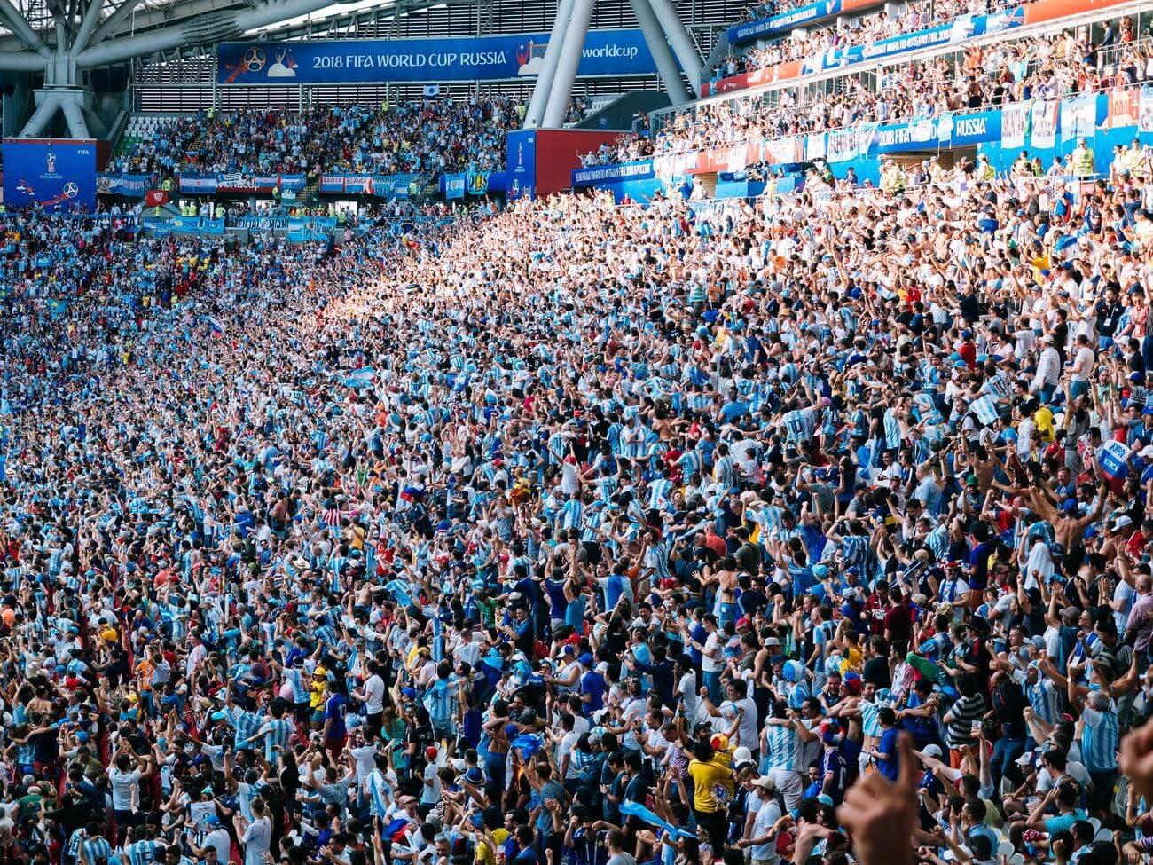 Experiências incríveis da Copa do Mundo da FIFA Rússia 2018™