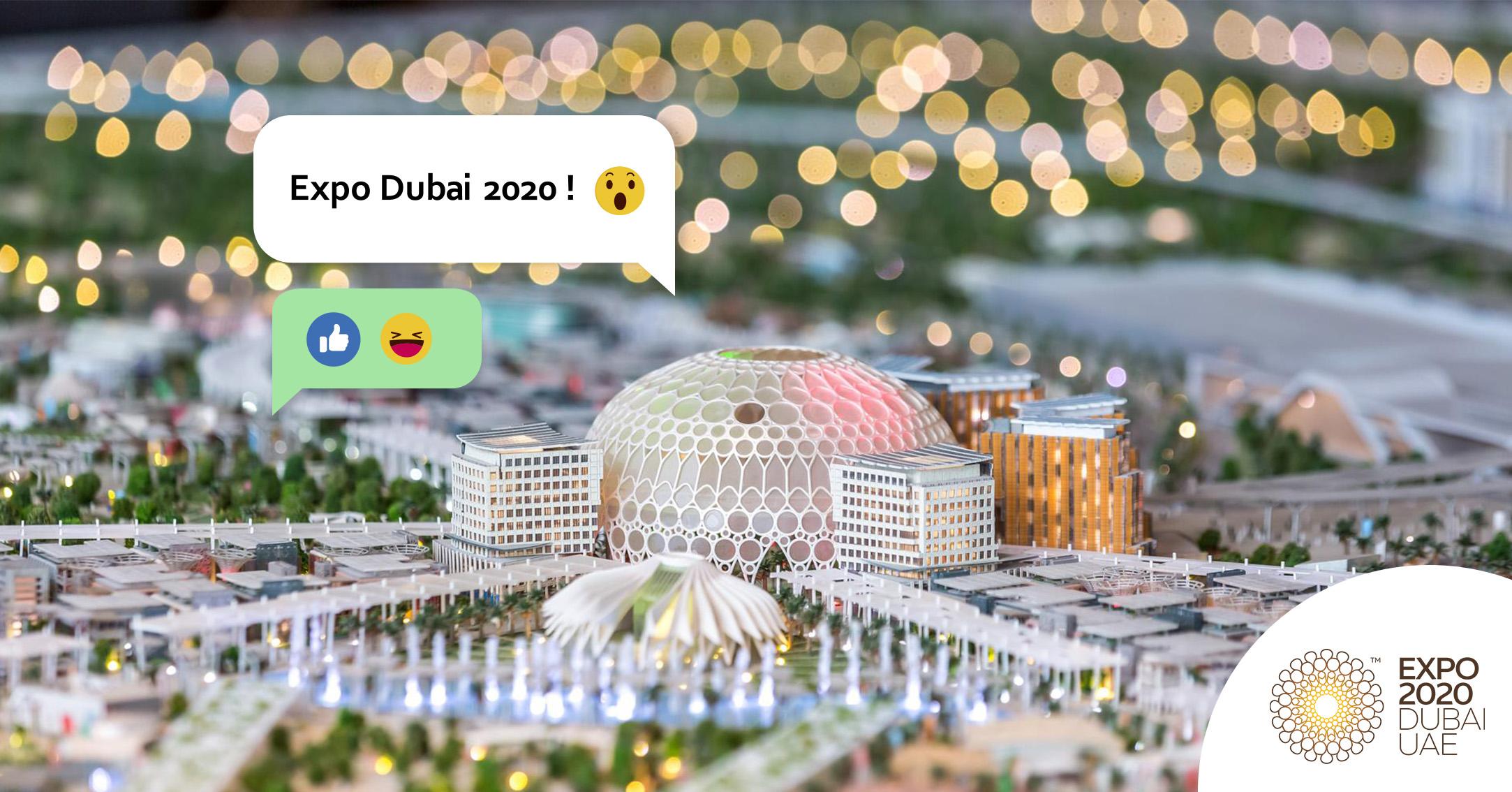Expo Dubai – Onde o mundo inteiro se encontra